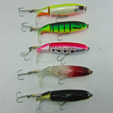 Fishing Floating Minnow  Bass Pike Trout Jointed Minnow Swimbait 90mm/13g