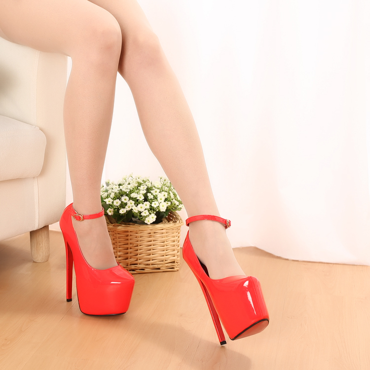 Aliexpress.com : Buy CD001 Top hot 7 inch heels cross dress thin