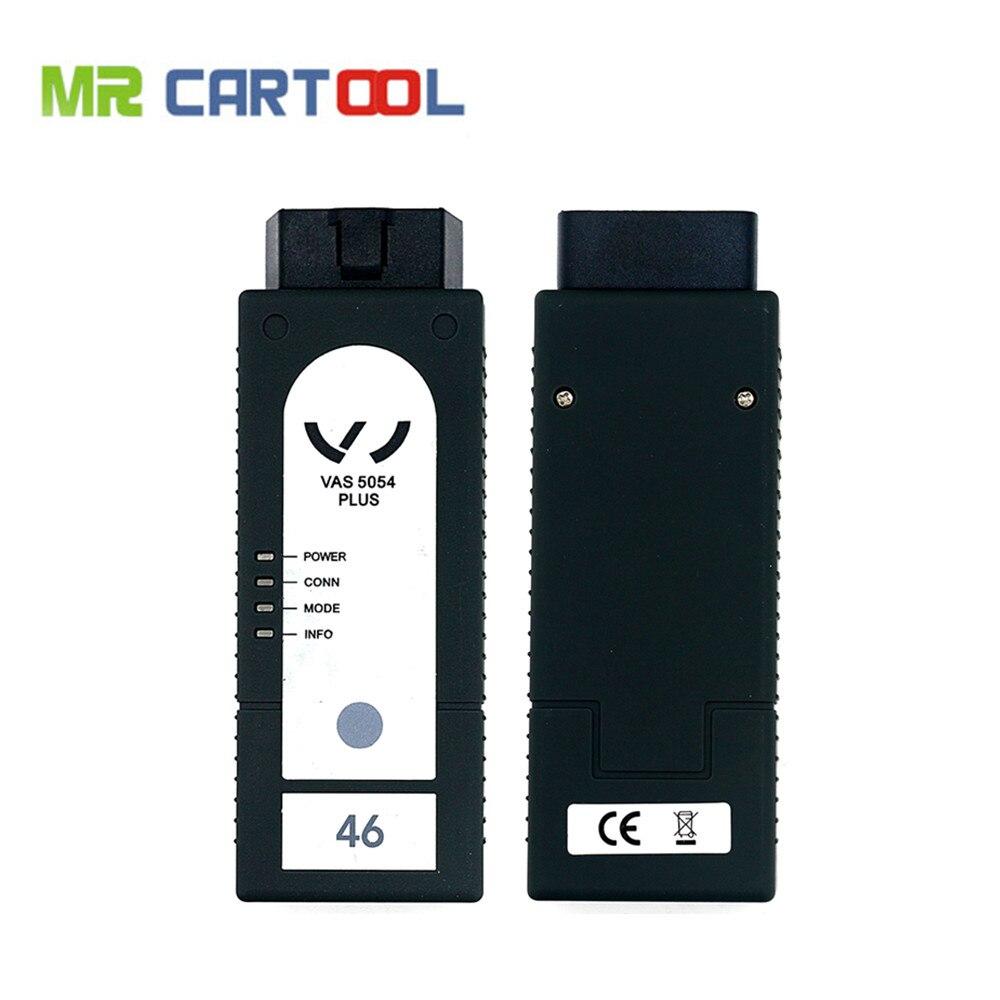 Одис v3.0.3 VAS 5054 плюс Bluetooth версии с OKI чип Поддержка UDS протокол VAS5054A диагностического инструмента