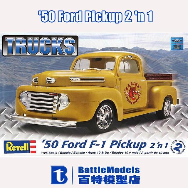 Revell Model     Ford Pickup  N