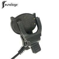 Funelego Smart Kinder Telefon Uhr Clip Ladegerät 8mm Lade Kabel Für A32 Ladung-Typ Power Linie Lade Dock für Kinder Uhr