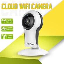 ФОТО Wetrans Wifi CCTV Audio Camera Home Security HD 960P 10m IR Night Vision P2P Cloud Storage Smart Wifi Wireless IP Web Camera