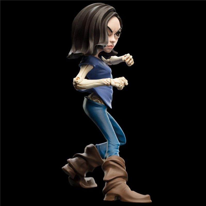 New Advance Film Alita Battle Angel Action Figure Alita Ve PVC Action Figures toys Anime figure Toys For children Christmas Gift
