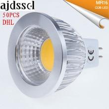 50X LED Spotlights MR16 COB led spot 9W 12W 15W New High Power Lampada LED Bulb Lamp MR16 12V Warm/Pure/Cold White BULBLIGHTING