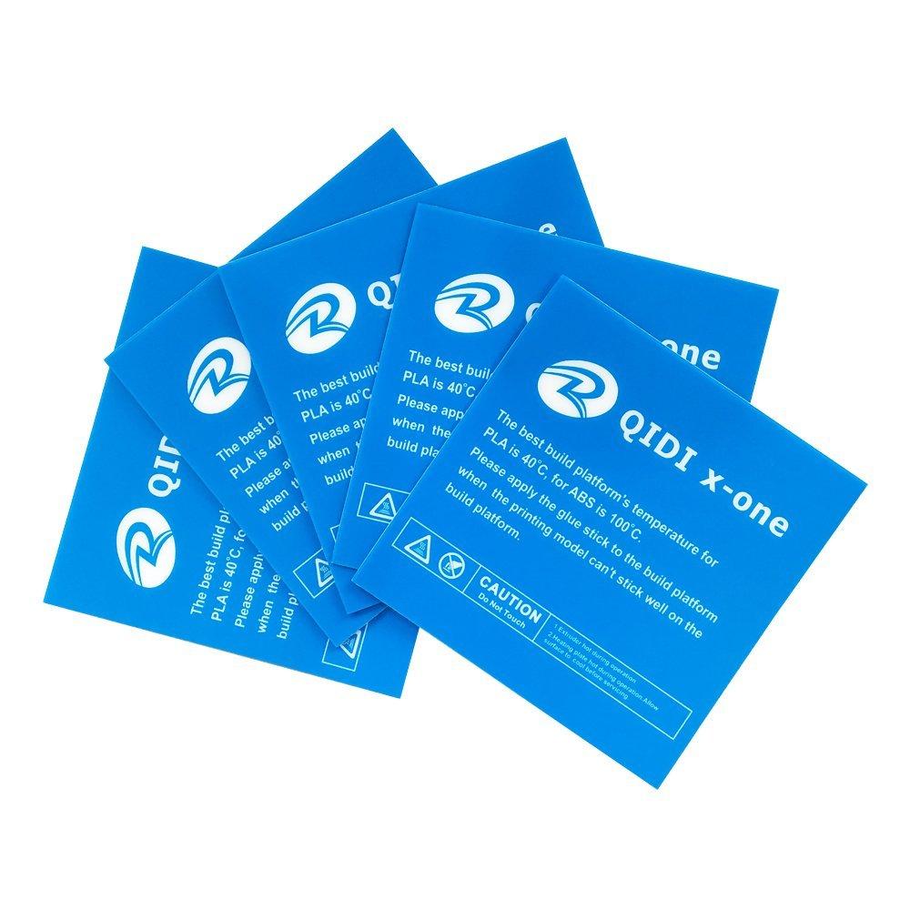 3 pcs kit Platform Sticker for QIDI TECH X-pro 3D Printer