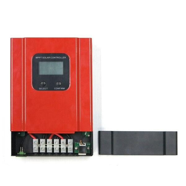 Contrôleur de Charge solaire intelligent eSMART3 20A MPPT DC 12 V 24 V 36 V 48 V boîte automatique avec application Mobile LCD RS485 WIFI