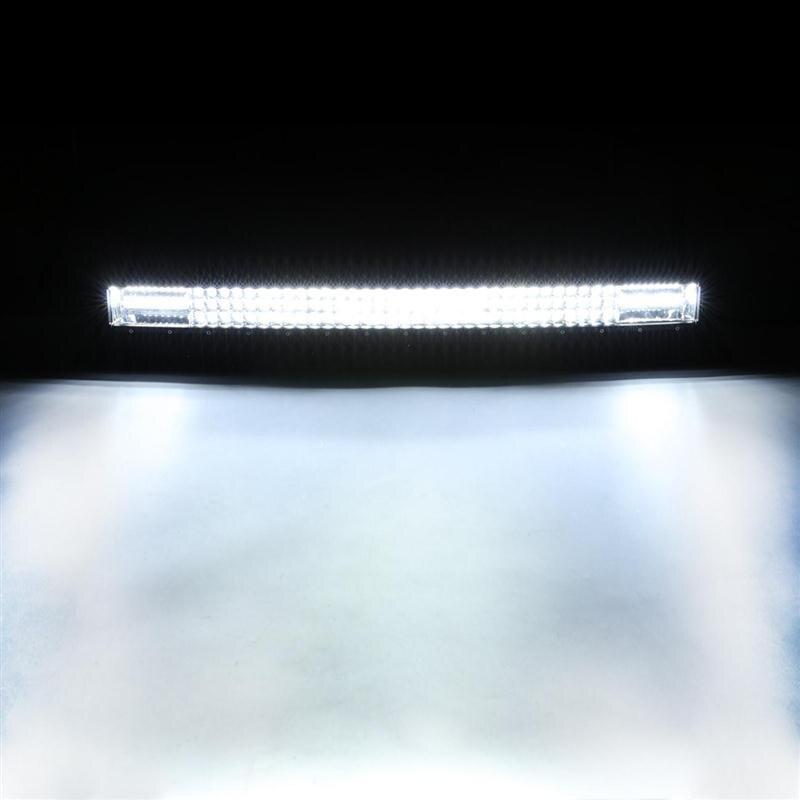 Oslamp 32inch 405W Avtomobil əyri iş yüngül çubuğu götürmək - Avtomobil işıqları - Fotoqrafiya 5