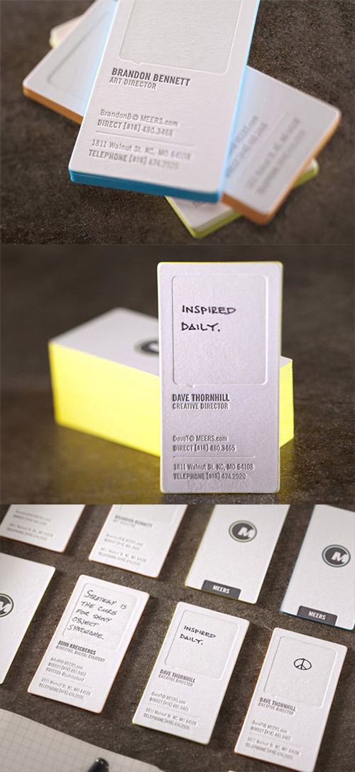 2016 luxury design debossing print business card custom edge color 2016 luxury design debossing print business card custom edge colorround corner visit card tarjeta comercial 600gsm cotton paper reheart Choice Image