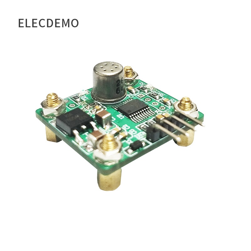 Image 3 - TGS2600 Module smoke sensor module Alcohol cooking gas detection Serial voltage data output  Function demo board-in Demo Board Accessories from Computer & Office