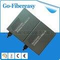 100 km Bi Di único modo de fibra Media Converter 10 / 100Base-TX para 100Base-FX rapidamente Ethernet Converter única fibra conector SC