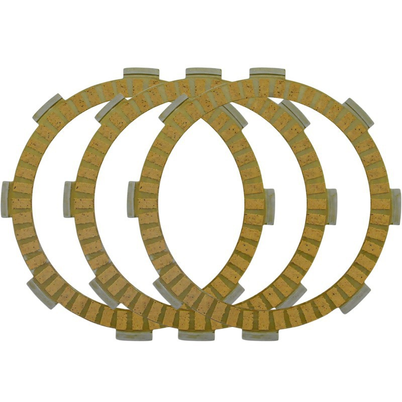 Motorcycle Engines Clutch Friction Plates For Honda MB5