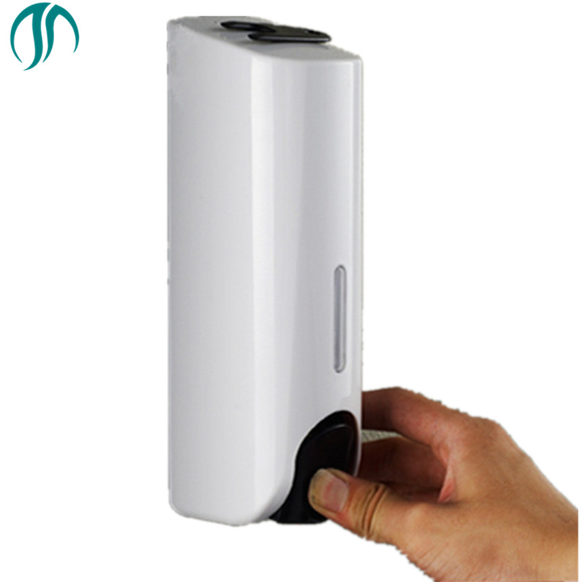 donyamy soap dispenser for bathroom wall dispensers for liquid soap shower shampoo hand shower refill detergent dispensers Modun White Touch Shower Soap Dispenser Wall Mounted Detergent Dispenser for Washroom Hand Bathroom Liquid Shower Dispensers