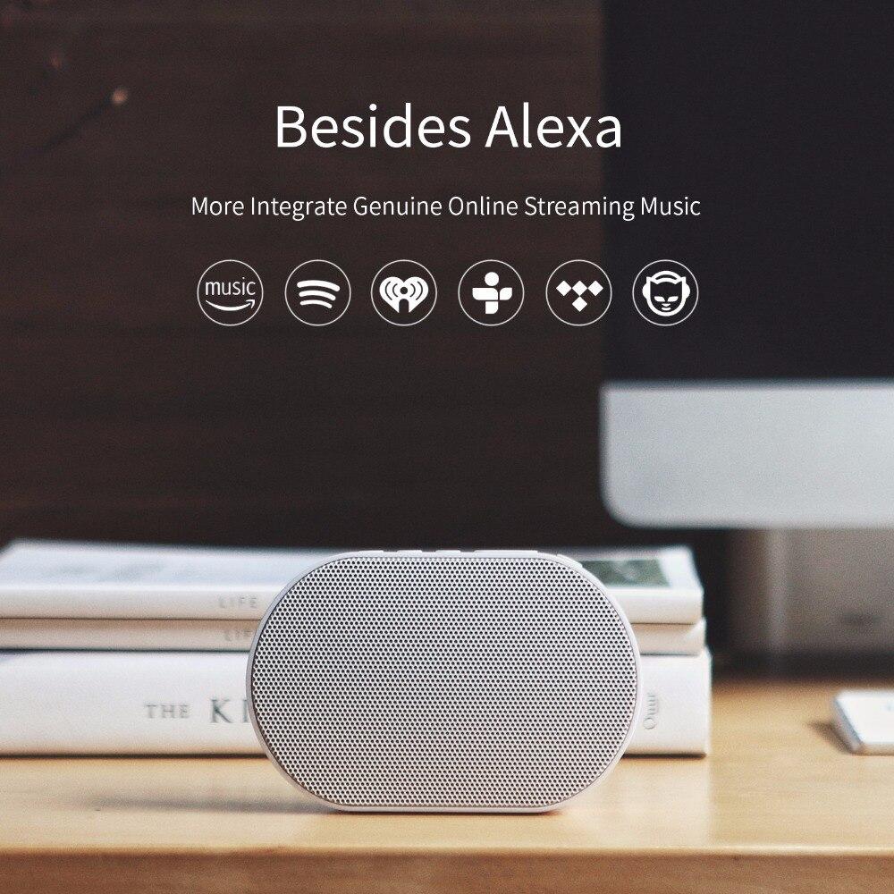GGMM E2 Bluetooth haut parleur Portable haut parleur WIFI sans fil haut parleur extérieur boîte de son travail avec Amazon Alexa (avec entrepôt en inde)-in Portable Haut-parleurs from Electronique    3