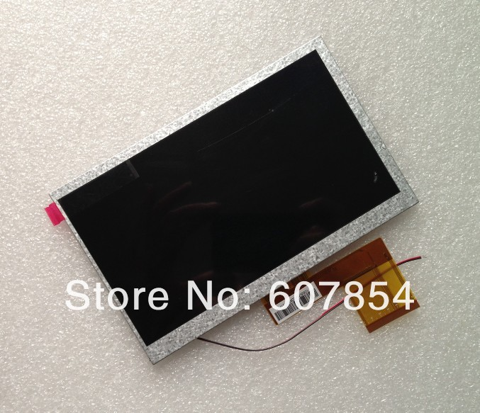 Brand New Original 7 inch Tablet S8 H701 LCD Display Screen 7300101448 E231732 165x104mm 60pin Tablet LCD Replacement LCD Screen new original 7 inch tablet lcd screen 7300100070 e203460 for soulycin s8 elite edition ployer p702 aigo m788 tablets lcd