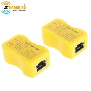 Image 3 - Detektor PoE PoE szybko identyfikuje zasilanie przez Ethernet z RJ45 wskazuje pasywny/802.3af/at; 24 v/48 v/56 v używany do wtryskiwacz PoE