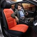 Brand new Capas de almofada do assento de carro Assentos de Couro de Luxo Pu 4 estações tampas de assento de couro artificial para 5 assento para bmw para ford