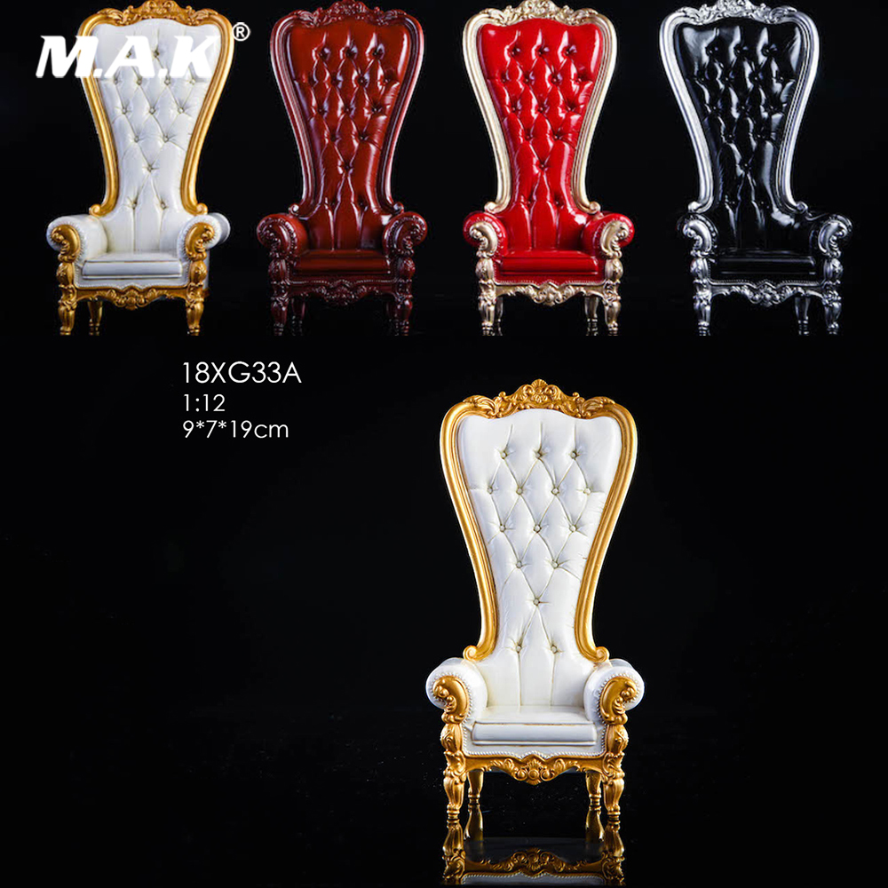 1//6 Scale Sofa Couch Chair Furniture Model Chaise Lounge Fit 12/'/' Body Figure