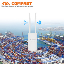 Comfast ELV box 100M Smart Core AC management Gateway Routing with 4 LAN POE Wi-fi