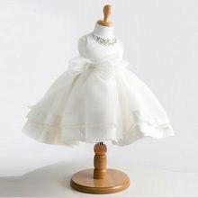 Бальное платье; Платья с цветочным узором для девочек бантом
