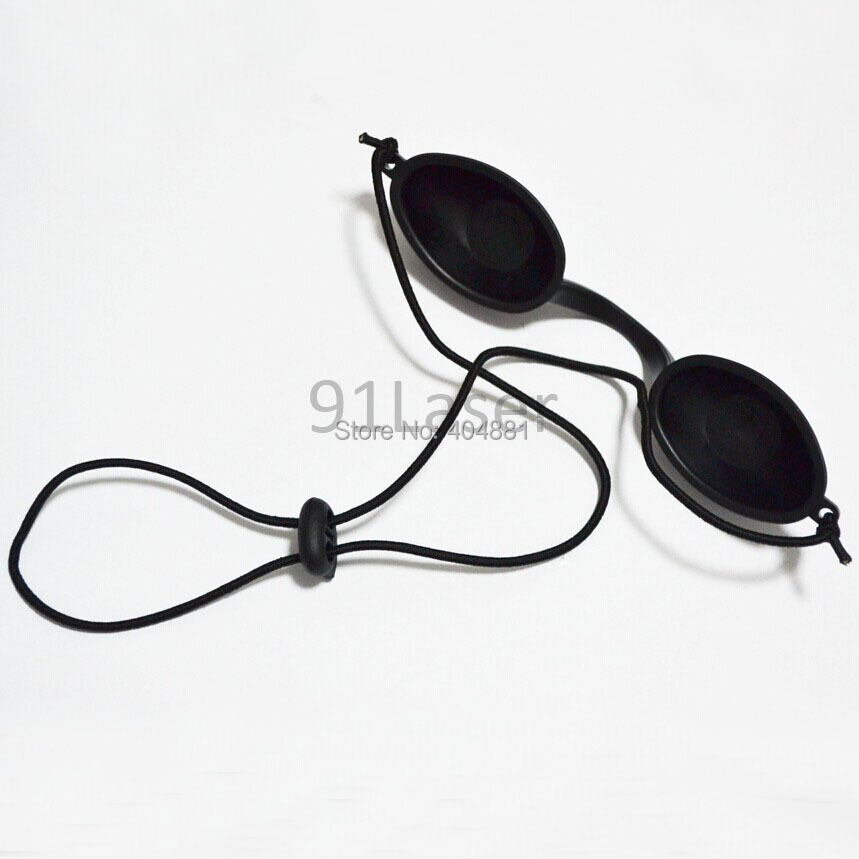 CE goggles for beauty patients CE certified 190-2000nm Free shipping retinopathy among undiagnosed patients of pakistan