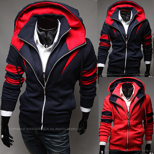 bd4e9a14551dd Plus Size Hooded Jacket Casual Winter Jackets Hoody Sportswear For Assassins  Creed Men s Clothing Hoodies Sweatshirts