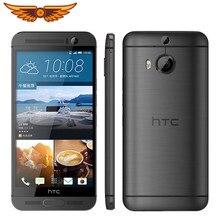 Original desbloqueado htc um m9 mais 5.2 Polegada octa núcleo 32gb rom 3gb ram 20.0mp lte 2.2 ghz 2560x1440 tela sensível ao toque telefone móvel