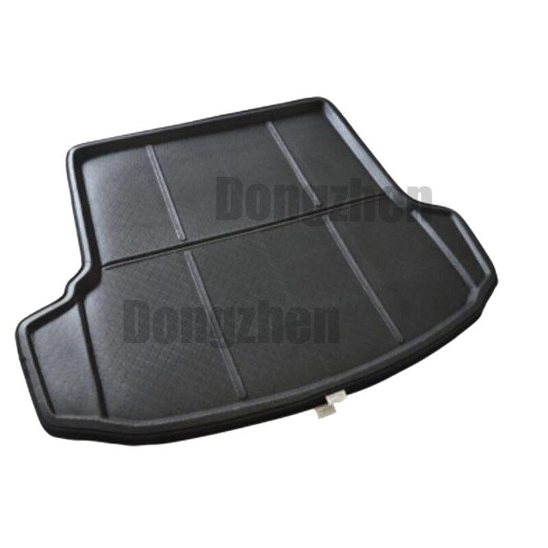 Car Auto Rear Trunk Mat Boot Liner Cargo Floor Mat Tray Sticker Dog Pet <font><b>Cover</b></font> fit for Skoda Octavia 2007-2013 Car Accessory