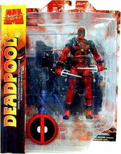 Marvel Superhero Deadpool Action Figure