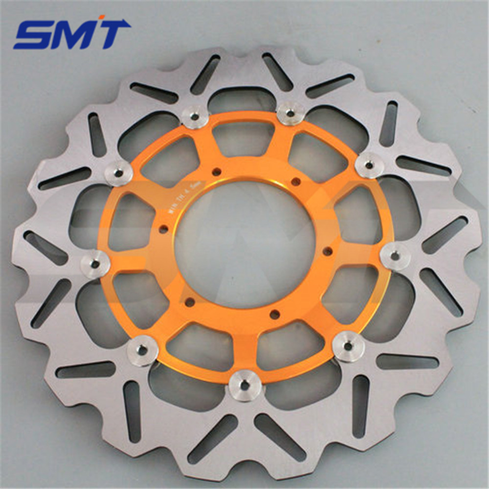 motorcycle accessories front brake disc roto For Honda CBR600RR 2003 2004 2005 2006 2007 2008 2009 2010 2011 2012 2013 2014 new brand m front brake disc rotors motorcycle for honda cbr600rr 2003 2004 2005 2006 2007 2008 2009 2010 2011 2012 2013 2014