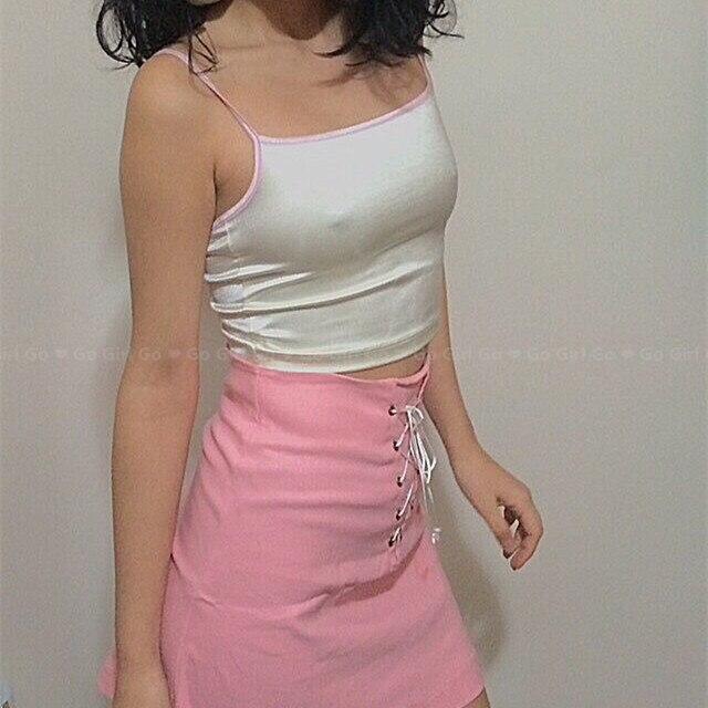 In Sexy Skirt Teen 99