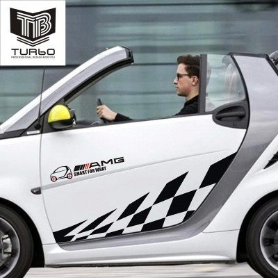 Aliexpress Com Fur Benz Smart Fortwo Autotur Aufkleber Text
