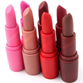 7 Colors /Lot Newest Red Matte Lipstick Waterproof Silk Lipstick Pink Lip Matte Long Lasting Lipstick Easy To Wear Moisturizer
