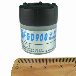 Image 5 - الوزن الصافي 20/25/30 جرام يمكن التعبئة والتغليف GD العلامة التجارية سلسلة GD900 شحم حراري لصق الجص بالوعة الحرارة مجمع CN20 CN25 CN30