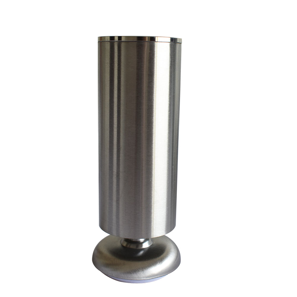 Stainless Steel 150mm Height Adjustable Cabinet Feet 16mm