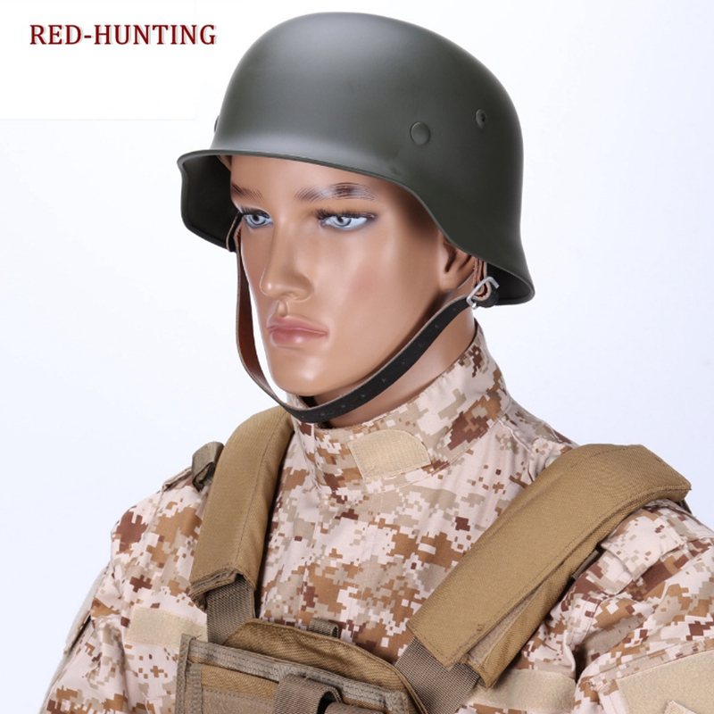 Helmet Hornbills WW2 German M35 Steel Helmet //Safety Helmet// World War 2 Helmet