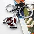 Аниме Наруто какаши Sharingan Глаз Знак Металлический Брелок Косплей Ювелирные Изделия Брелок Хатаке