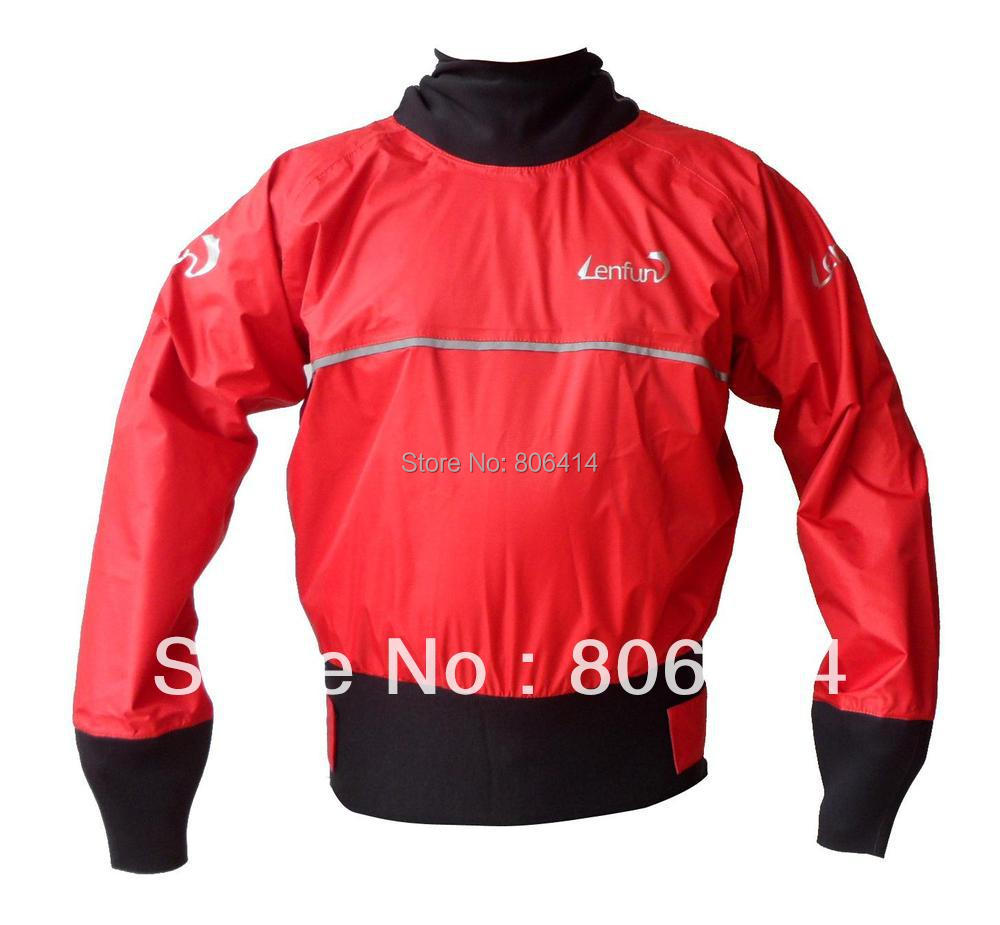 UNISEX new Whitewater kayak cags semi-dry top, paddle tops,sailing tops,paddle rafting canoeing jacket
