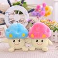 Kawaii Mushroom Plush Toys Stuffed Anime Plush Kids Doll Lovely Mushroom Soft Plush Doll Toys for Children Baby Christmas Gift
