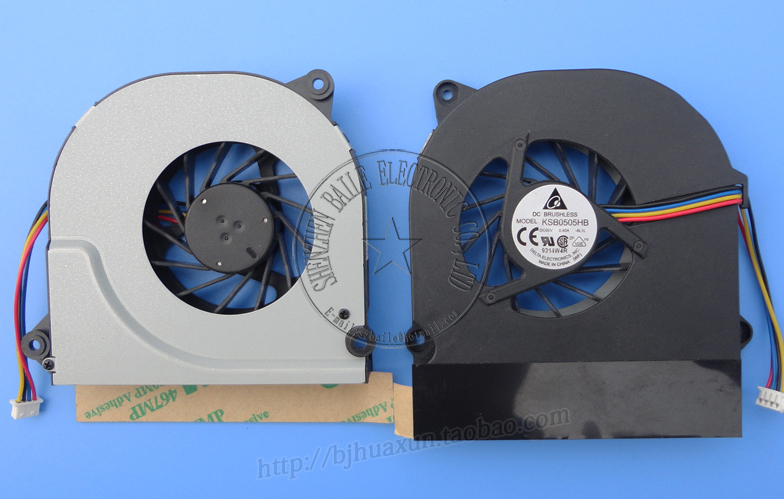 100% Brand New and Original CPU Cooling Fan for ASUS X87 X87Q X87E DELTA: KSB0505HB-8L1L CPU Cooler Fan new for asus x552c x552cl x552e x552ea x552ep x552l x552ld x552m x552 cpu fan free shipping