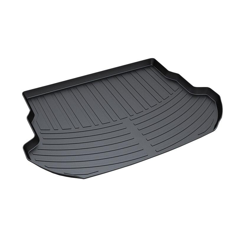 Trunk Mat For Pentium car X80 2017 Waterproof Car Protector Carpet Auto Floor Mats Keep Clean Interior Accessories