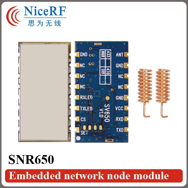 SNR650-Embedded network node module-an-3