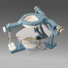 CE/FDA Approved Dental Lab Big Adjustable Magnetic Articulator Simulate Human Bite Movement(China)