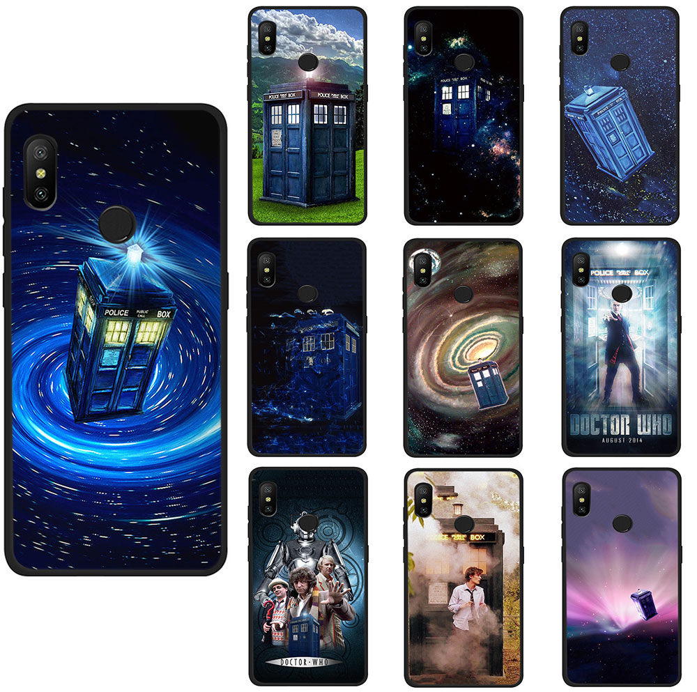 Rational Doctor Who Box Tpu Phone Case For Xiaomi Mi 6 8 A2 Lite A1/5x A2/6x F1 Redmi Note 4 5 6a X Plus Pro Half-wrapped Case Cellphones & Telecommunications