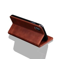 sFor Apple iPhone X Phone Case Luxury Leather Wallet Pouch For Phone Case iPhone X Back Cover Bags 4