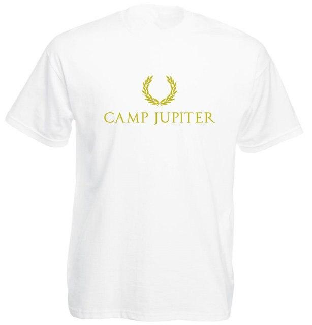 Corta Jupiter Manica Personalizzate Collo Camp O Uomo T Shirt lF3c1KTJ