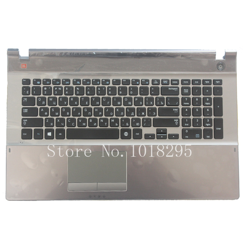 New!!! Russian Keyboard for Samsung 550P7C 500P7C NP550P7C NP500P7C RU laptop keyboard With C shell BA75-03791C