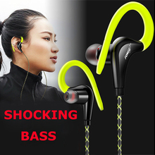 In ear Earphone for iPhone Bass Headset with Microphone Earphones for Xiaomi Samsung Earbud 3.5mm auriculares Headset