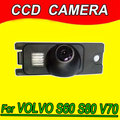 CCD car parking camera rear view back up reverse for VOLVO XC V70 XC70 S60 S80 waterproof night vision HD
