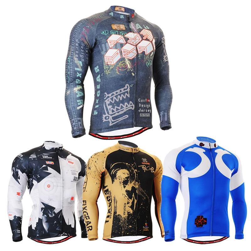 Zipper Rashguard Tight Skin Compression Shirt Mens Long Sleeves Full 3D Prints Pro Jerseys Stretch Undershirt Male Tops Wear - LANWIND Store store