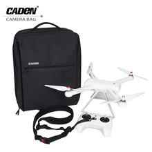 CADeN W8 Drone Bag Backpacks for Xiaomi Business Travel Bag Waterproof Nylon Drones Backpack Cases for MI Drone with Rain Cover